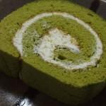 伊藤久右衛門の抹茶ロールケーキ